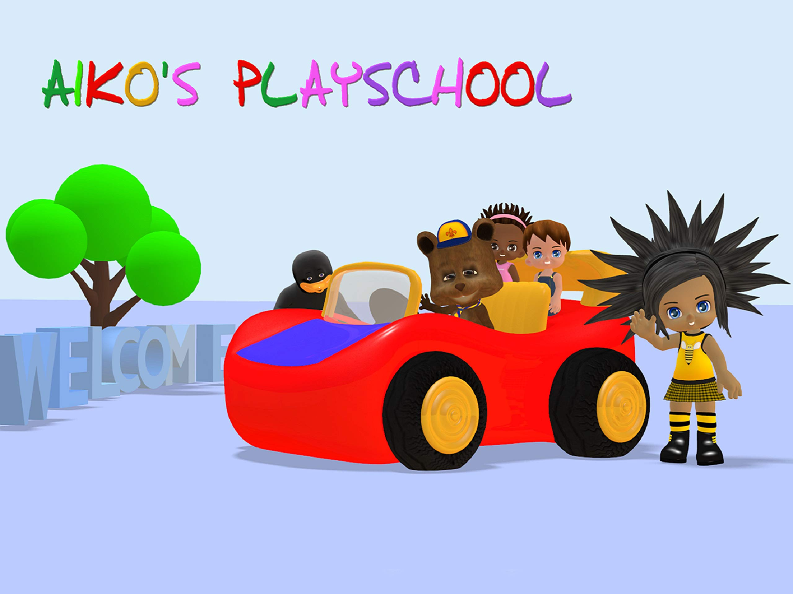 Aiko's Playschool - Season 1
