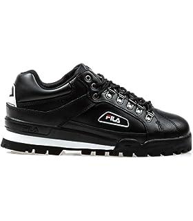 Fila Nero Trailblazer Sneaker UK 11: Amazon.it: Scarpe e borse