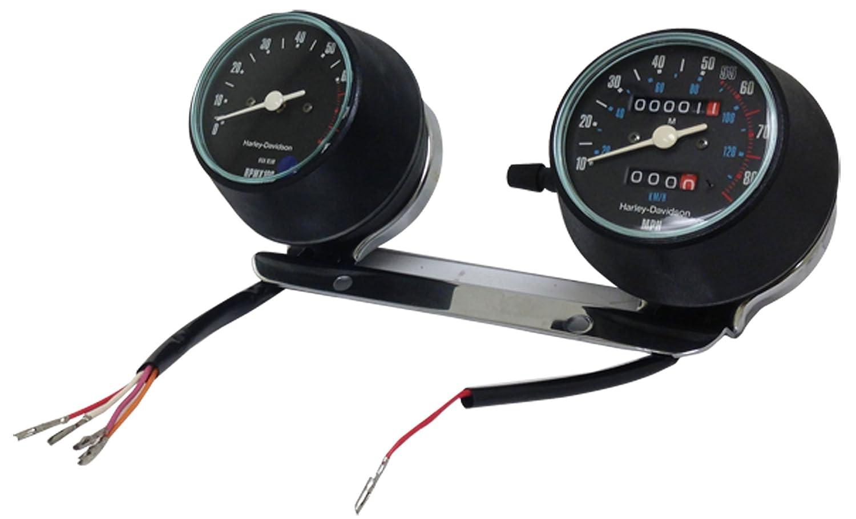 Amazon.com: Speedometer Tachometer Harley-Davidson XL Sportster Cluster  Motorcycle Gauges HD: Automotive