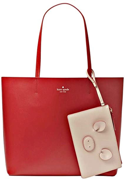 9b651daacc859 Amazon.com: Kate Spade Year Of The Pig Little Len Leather Large Tote ...
