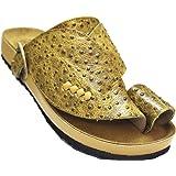 nebras slippers yellow for men