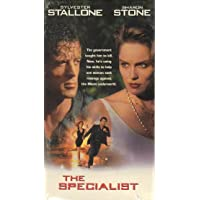 The Specialist [VHS Video]