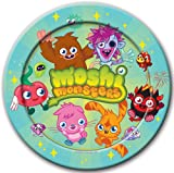 Moshi Monster Party Plates 8pk