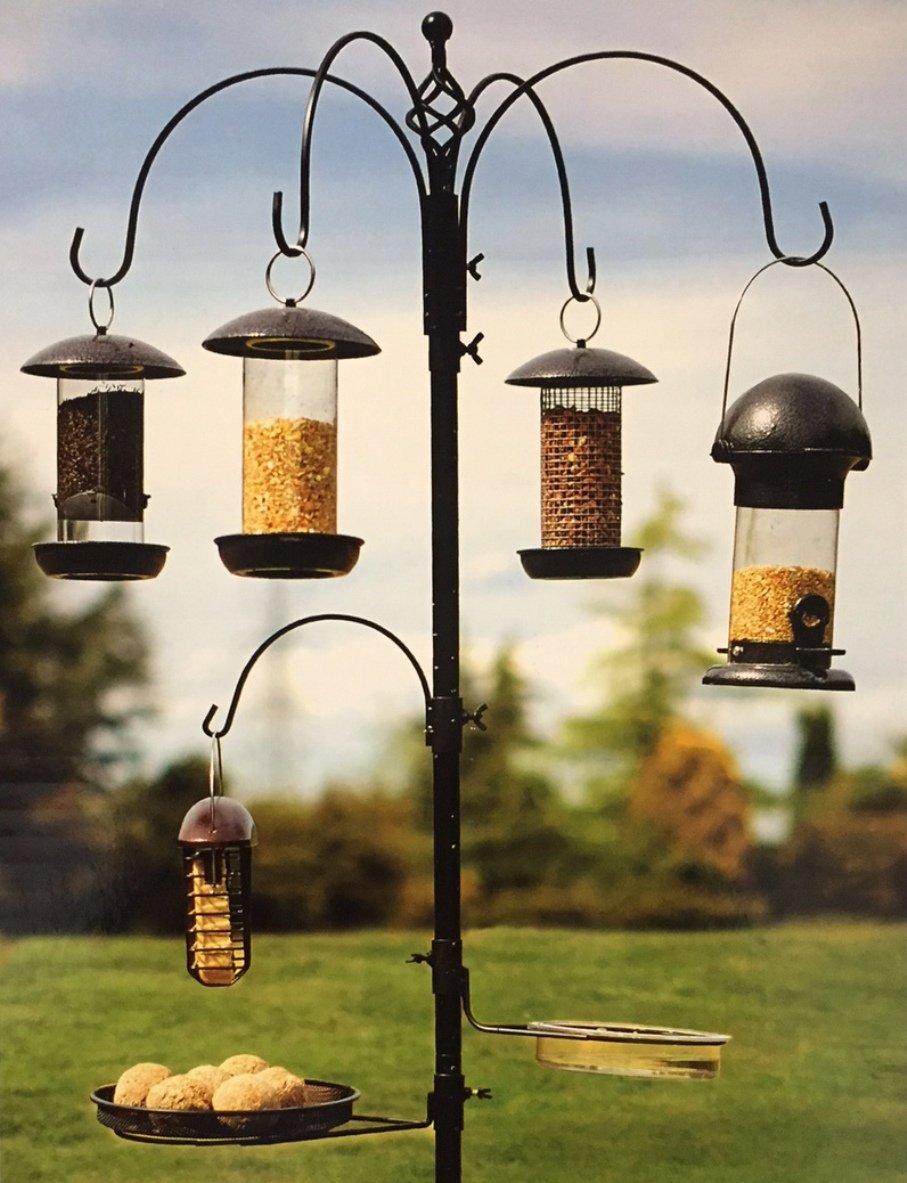 Select Bird Feeding Station Tom Chambers