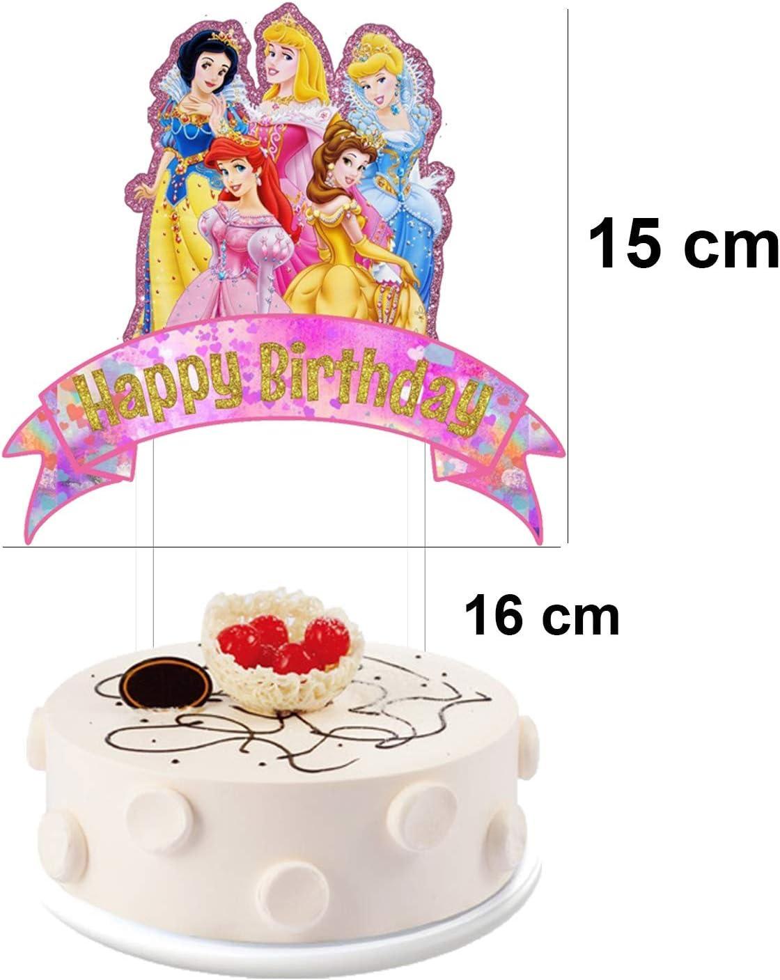 la Reine des Neiges 20 d/écors azyme pour Cupcakes