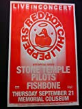 Red Hot Chili Peppers Stone Temple Pilots Concert
