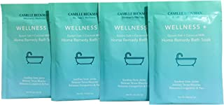 product image for Camille Beckman Home Remedy Body Bath Soak, Wellness Plus, 2 Oz (Pack of 4)