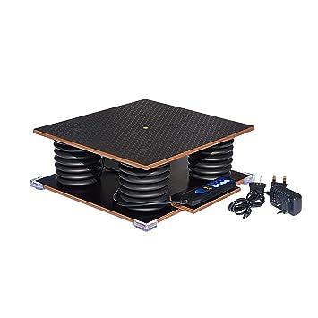 Small Vibrating Table/Vibration Tumbler Chocolate Confectionery Machine  Bubble Free