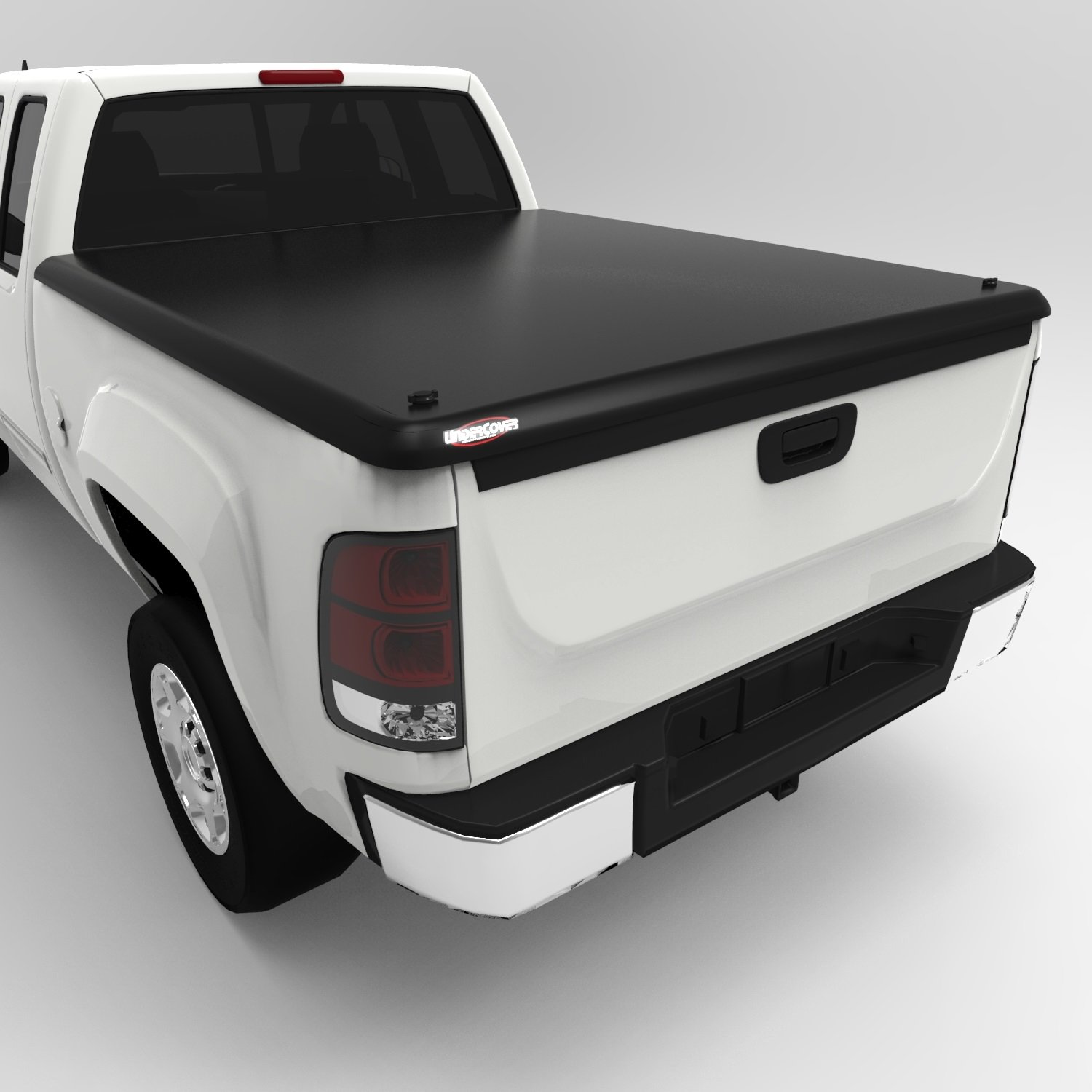 undercover flex lifestyle chevy covers bed ultra folding tonneau tri fold silverado cover