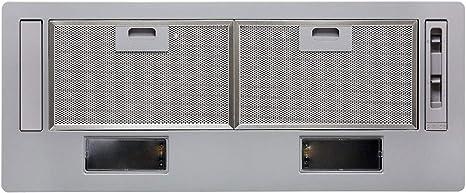 Campana extractora, instalación bajo armario de 80: Amazon.es: Grandes electrodomésticos