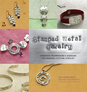 Diy Metal Stamped Jewelry From Monogrammed Pendants To