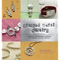 Stamped Metal Jewelry: with DVD Techniques & Designs for Making Custom Jewelry