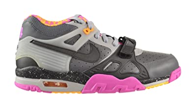 79f512965a Nike Air Trainer III 3 PRM QS BO Knows Horse Racing Men's Shoes Dark Grey/