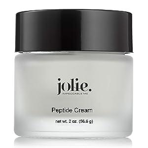 Jolie Anti-Aging Peptide Cream - Wrinkle Relaxing, Anti-Aging & Firming Formula 2oz