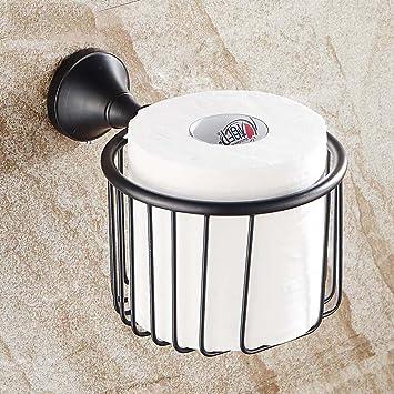 BOBE SHOP- Badezimmer Zubehör Antik Kupfer Roll Papierkorb ...