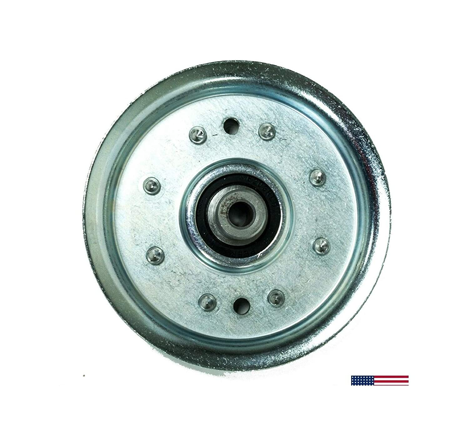 Idlery Pulley for 956-04129 756-04129B 756-04129C 753-08171 2-Packs