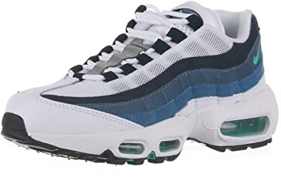 sale best sell really comfortable Nike Womens Air Max 95 Leather Padded Insole Fashion Sneakers