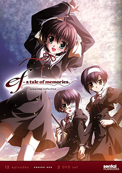 Ef A Tale Of Memories Complete Collection Brittney Karbowski Chris Patton Christopher Ayres Movies Tv
