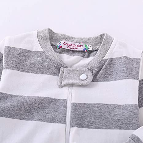 Fasenix Dagger Logo Newborn Baby Boy Girl Romper Jumpsuit Long Sleeve Bodysuit Overalls Outfits Clothes