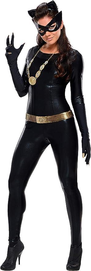 Rubies - Disfraz Oficial de Batman para Mujer, Talla M: Amazon.es ...