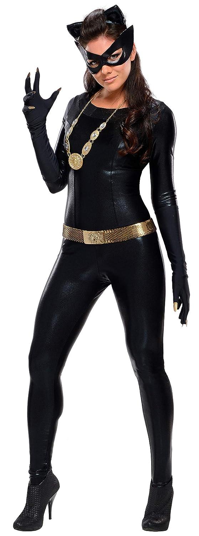 Rubie's Catwoman Heritage Kostüm für Damen