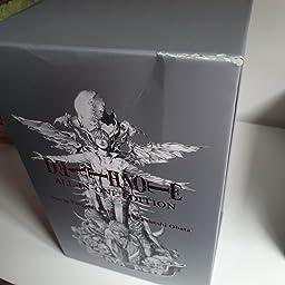 Death Note All In One Edition Obata Takeshi Ohba Tsugumi Amazon Com Au Books