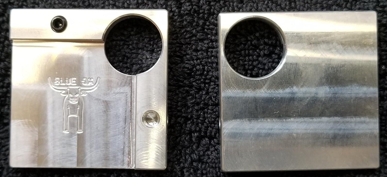 CNC Touch Plate Corner Finder Edge Finder XYZ Zero Origin