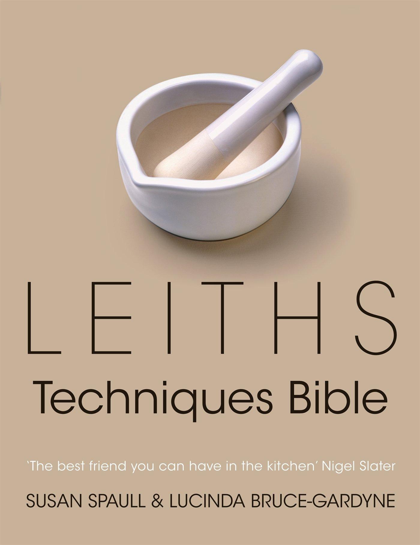 Leiths Techniques Bible PDF ePub ebook