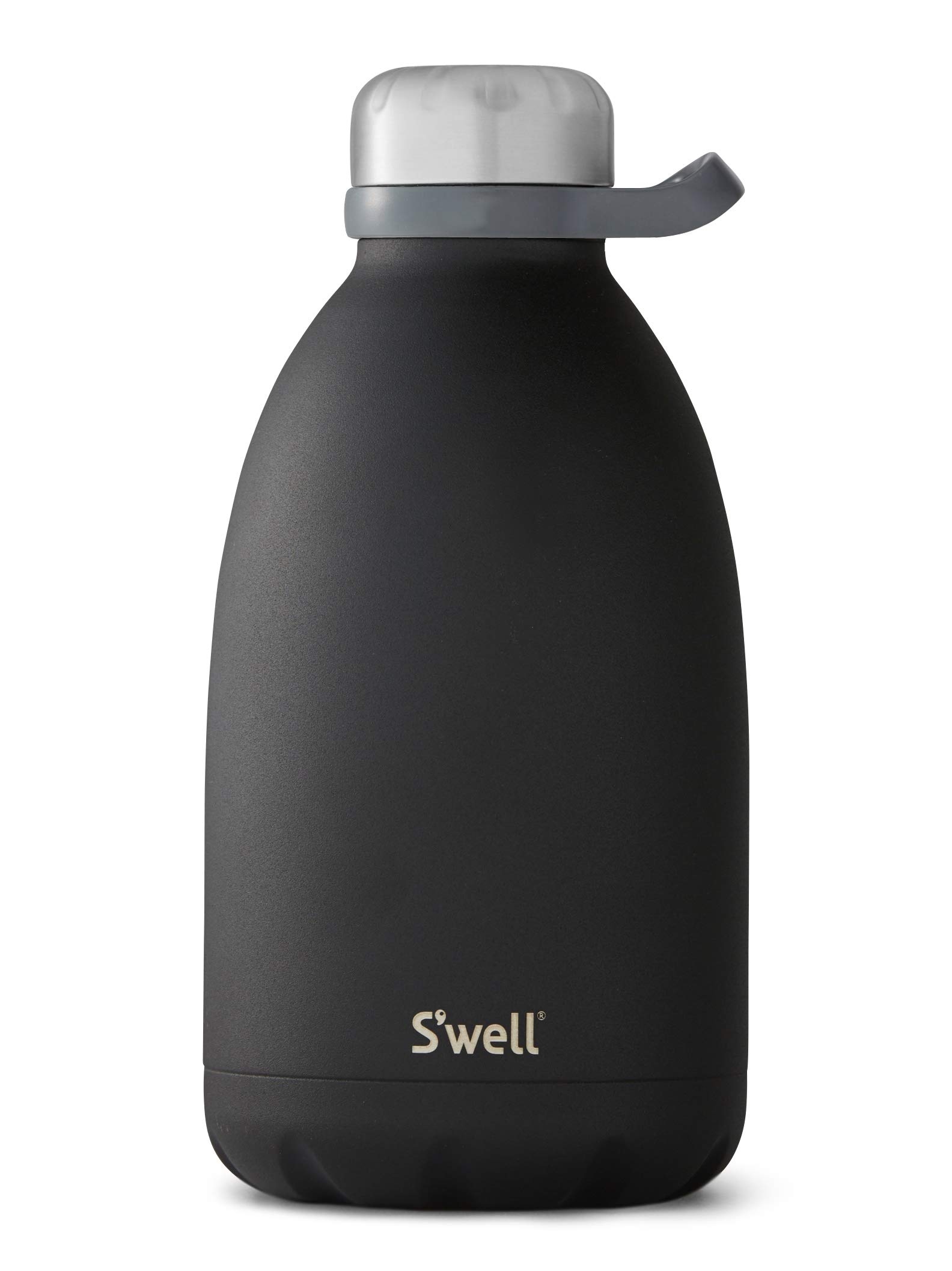 S'well Insulated Stainless Steel Roamer, 64oz, Onyx