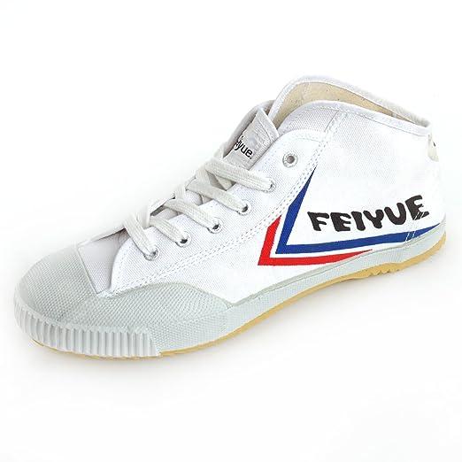 Beste Top Qualität Leinwand Schuhe Feiyue High Classic 1JluF3TcK