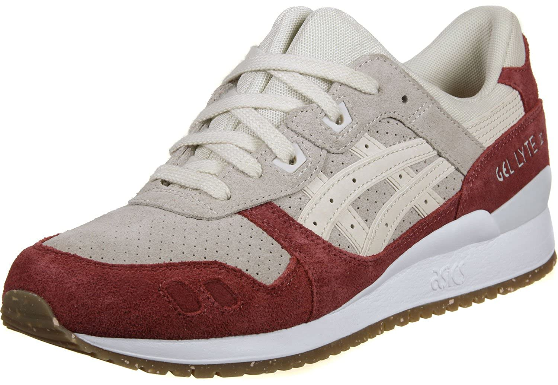 best sneakers 9b364 7cfe9 Asics Gel Lyte III Birch/Birch HL7V00202, Trainers - 47 EU ...