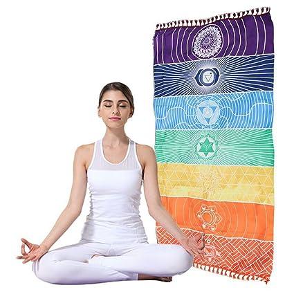 Colorido tapiz de chakra arcoíris 8a3c201903c8