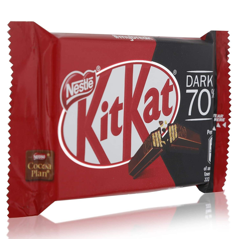 Nestle KitKat Dark (41.5 g) - Pack of 3: Amazon.in: Grocery & Gourmet Foods