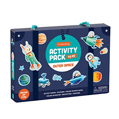 Outer Space Activity Pack To Go: Toys & Games