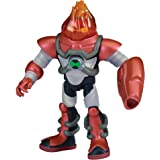 Ben 10 Armored Heatblast Figure