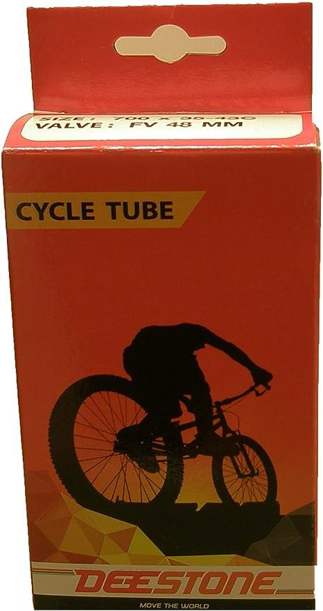 Camara de aire Rueda Neumatico de Bicicleta de 700 x 35 a 43C 48 ...