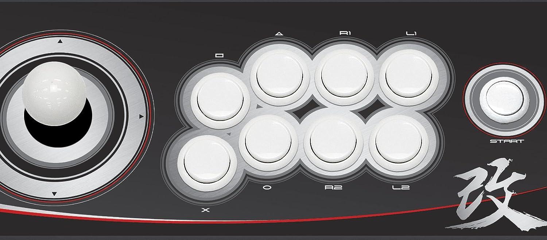 V3 SA Kai, PS3 - Volante/mando (PS3, Especial, Playstation 3, Select, Start, Turbo, Alámbrico, USB 2.0, 3m) Negro: Amazon.es: Videojuegos