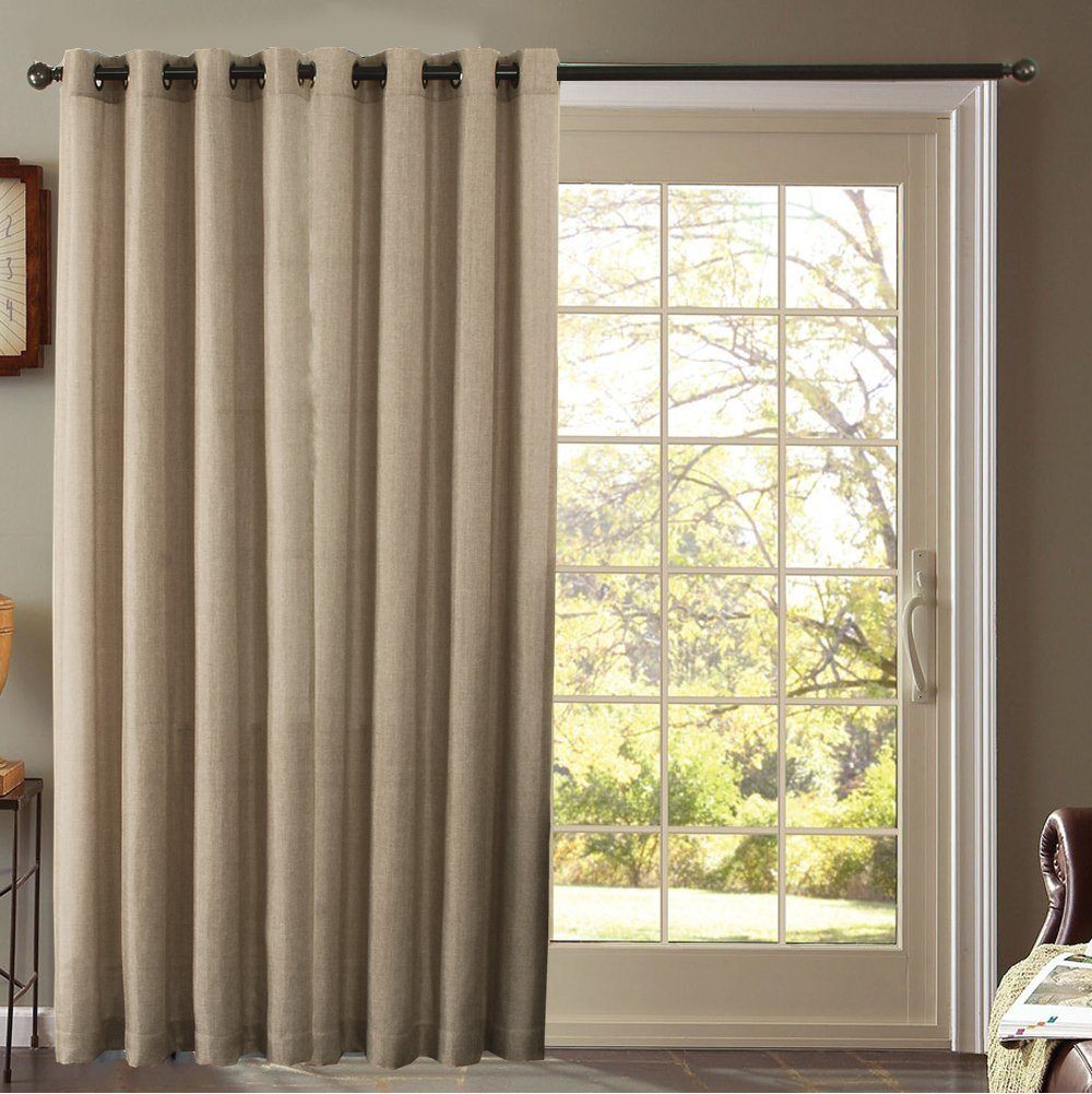 Sliding Panel Blinds Door Window Curtain Shade Patio Drape Room