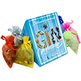 Gin Infusions - Gin & Tonic Botanical 'Tea Bag' Pyramids to Infuse & Flavour Your Gin Drink