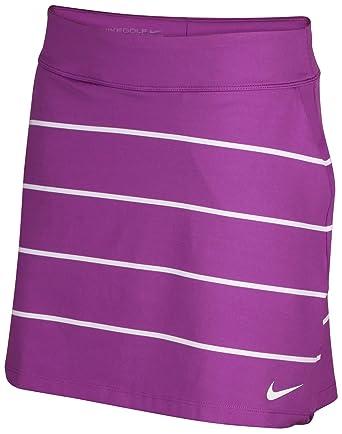 Amazon.com: Nike Golf de Golf Tournament Knit Stripe mujer ...