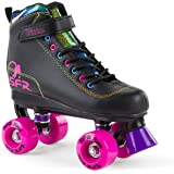 SFR x Skate Hut Vision II Limited Edition Quad Roller Skates - Rainbow