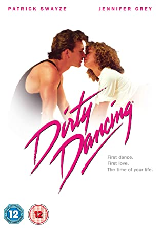Bilderesultat for dirty dancing dvd cover