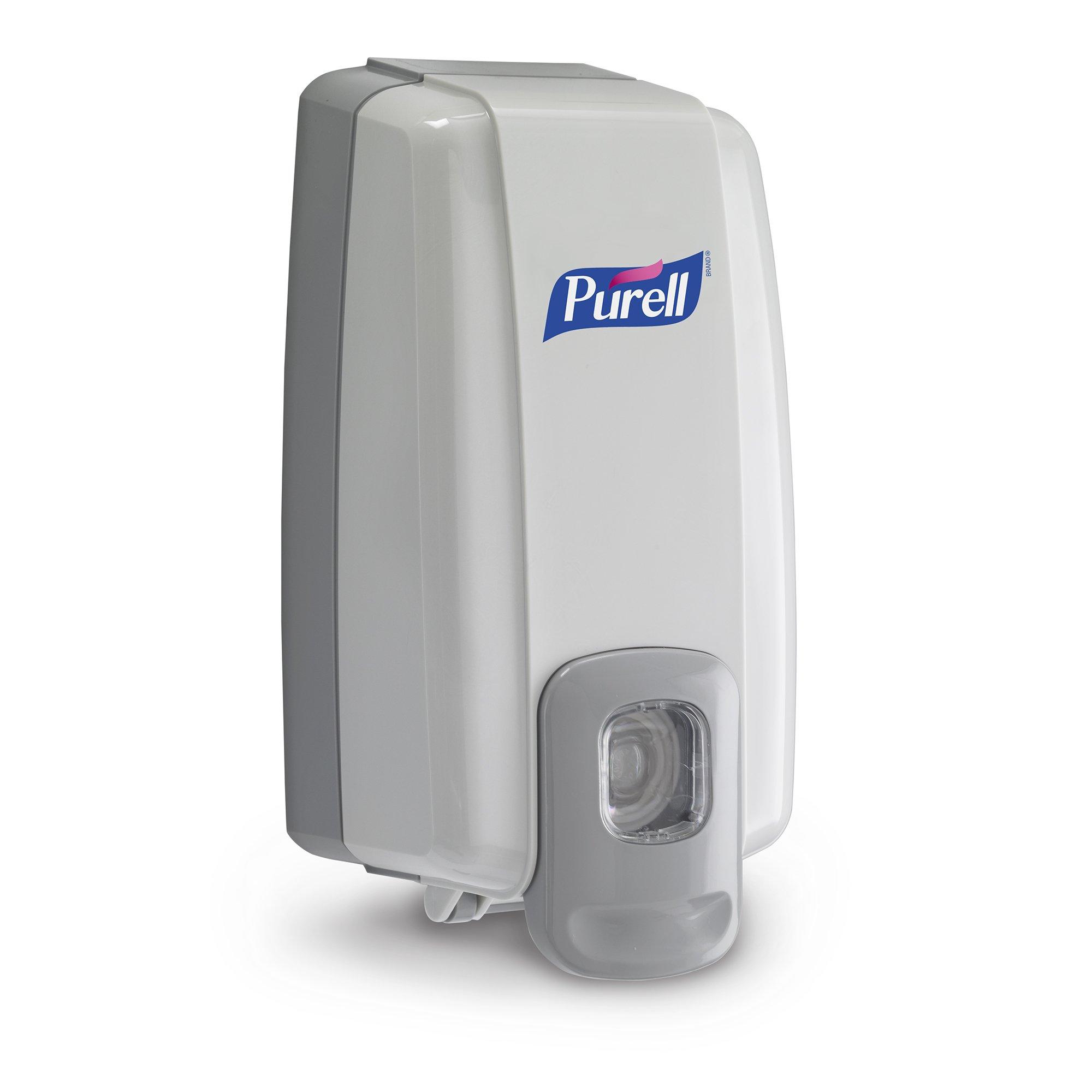Purell Goj212006 Nxt Instant Hand Sanitizer Dispenser Dove Grey