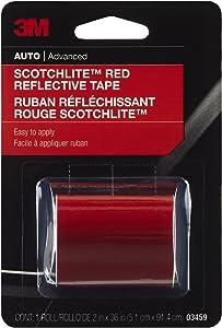 3M Scotchlite Reflective Tape, 03459, 2 in x 36 in