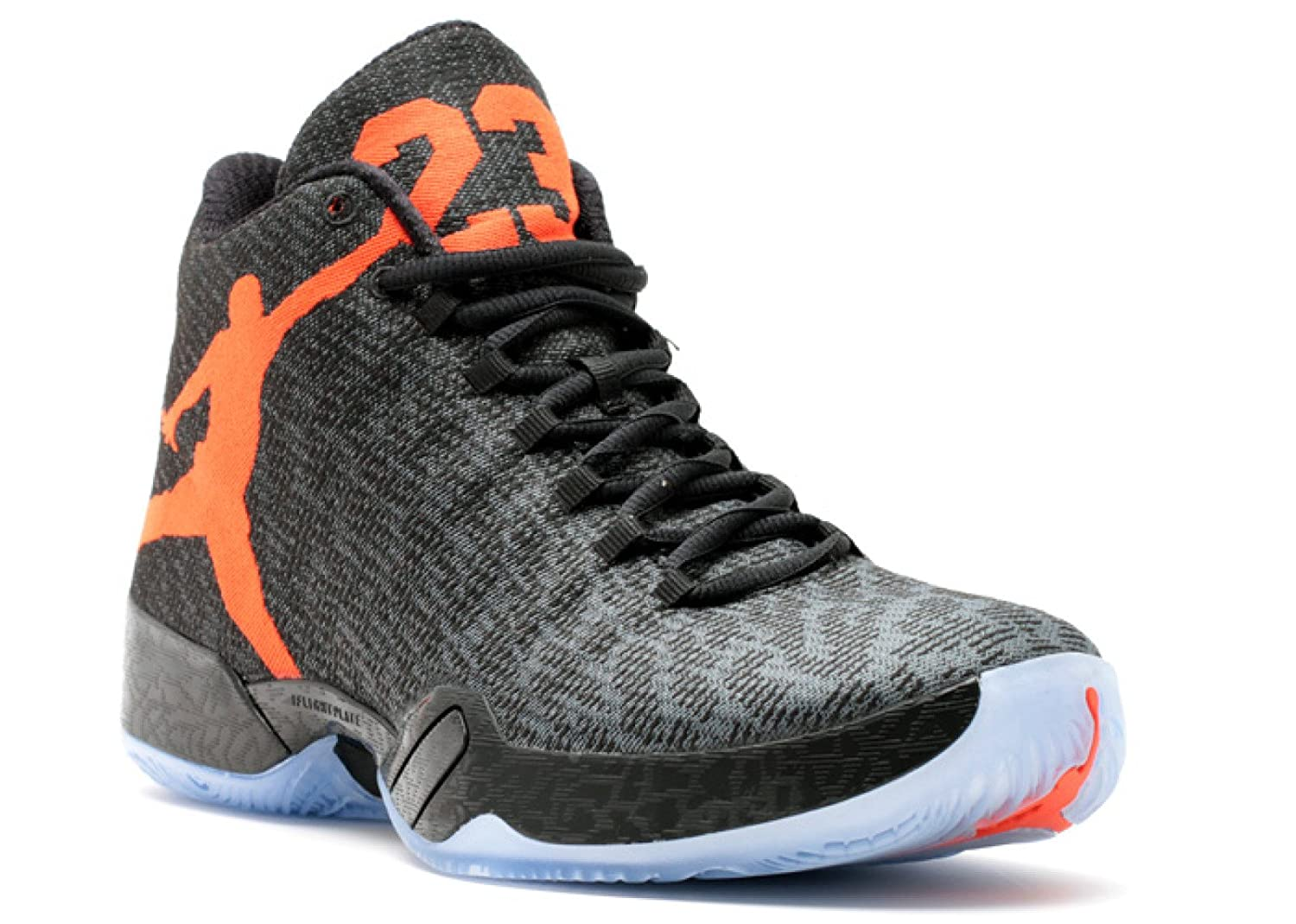 official photos 50bf0 604f4 Jordan Mens AIR XX9 BLACK/DARK GREY/TEAM ORANGE 695515-005 9