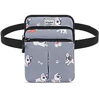 HAWEE Waist Belt Bag for Women Plus Size Fashion Fanny Packs Water Resistant Multifunctional Cross Body Shoulder Purse…