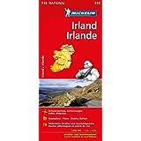 Michelin Irland: Straßen- und Tourismuskarte (Michelin Nationalkarte)