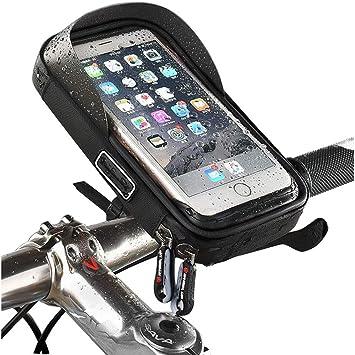 Fahrradhalterung Fahrrad Lenkrad Halterung Wasserfest Bike Huawei P20 Pro