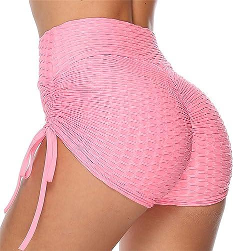 Pantalones Cortos Mujer, Elásticos Push Up