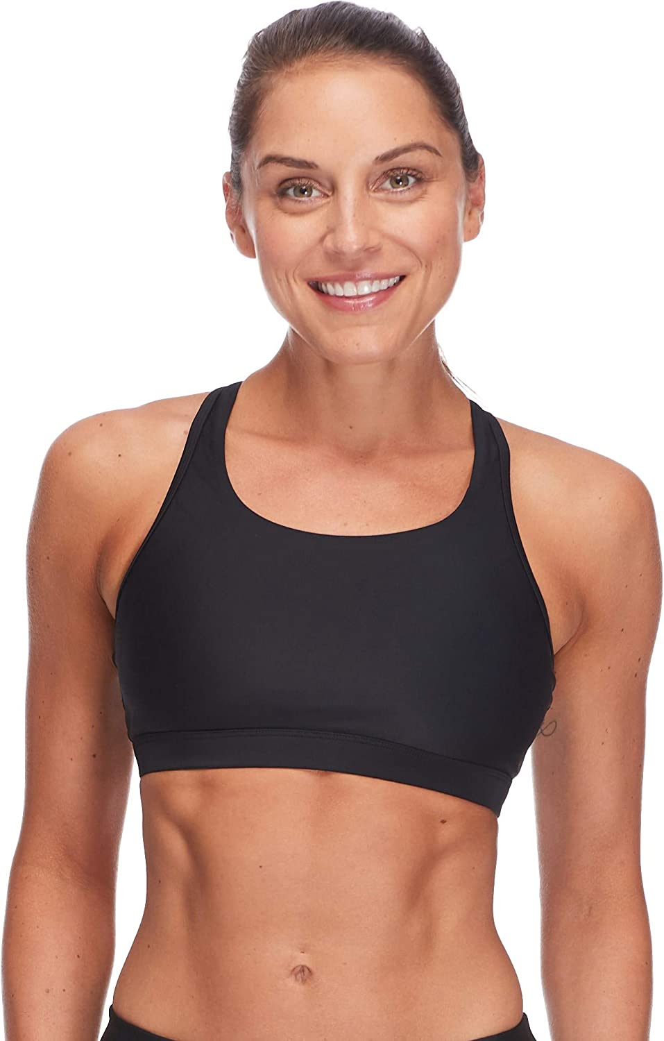 Body Glove Womens Equalizer Medium Support Activewear Sport Bra